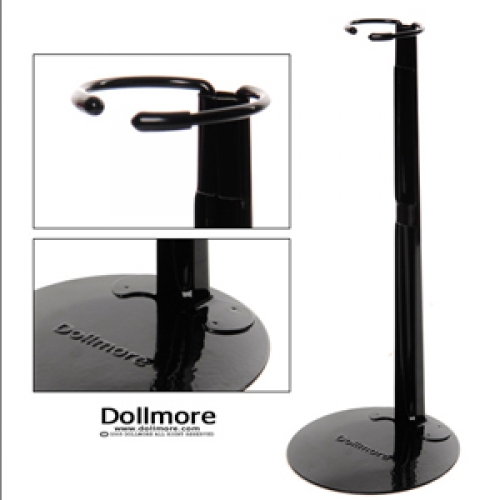 40cm 패션돌용 Dollmore Doll Stand (Black)