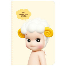 Sonny Angel Mini note-Sheep