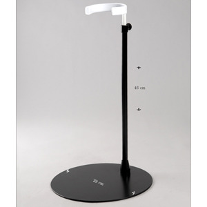 80 ~ 120cm Dollmore Doll Stand (Black)