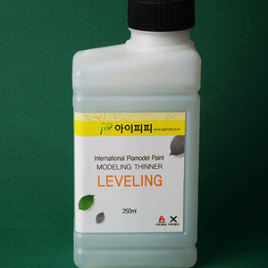 [TL500] 레벨링 신나 ( LEVELING : Thinner ) 250ml