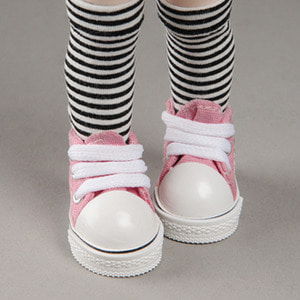 [50mm] USD.Dear Doll Size - Cuteme Sneakers (Pink) [K8]