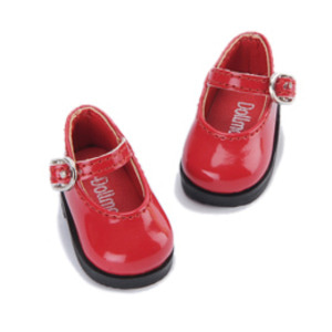 [50mm] USD.Dear Doll Size - Basic Girl Shoes (Red Enamel) [K8]