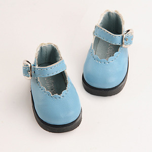 [50mm] USD.Dear Doll Size - Lolo Cut Shoes (Sky) [K8]