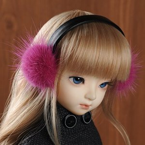 MSD & SD - Mingky Earplug Hairband (D.Pink-M141)