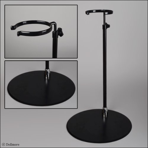 80 ~ 120cm Dollmore Doll Stand (All - Black)