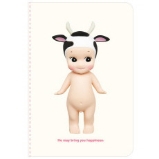 Sonny Angel Mini note-Milkcow